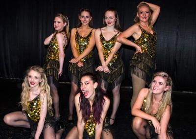 The Associates Dance Show 2015